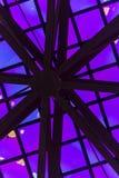 Tentakels van het Plein van de octopusFrontingang van het de Wetenschapscentrum van Californië in Los Angeles Stock Fotografie