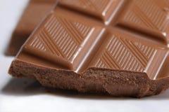 Tentation de chocolat Photo libre de droits