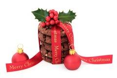 Tentation de Noël images libres de droits
