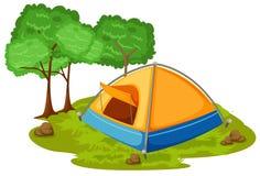 Tente Photos stock