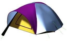 Tente illustration stock