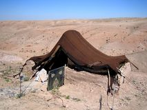 Tente de Berber Images libres de droits