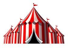 Tente de cirque Photos libres de droits
