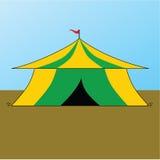 Tente de cirque Photo stock