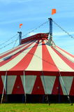 Tente de grand dessus de cirque Image stock