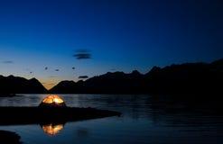 Tente de Lit Image stock