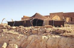 Tente de nomade image libre de droits