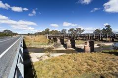 Tenterfield Railway Bridge Stock Image