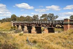 Tenterfield Railway Bridge Royalty Free Stock Images