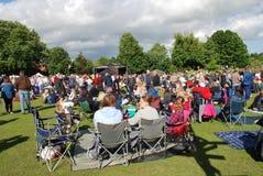 Tentertainment free music festival, Tenterden Stock Photography