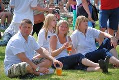 Tentertainment music festival, England Royalty Free Stock Photo