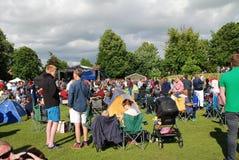 Tentertainment music festival, England Royalty Free Stock Photos