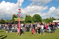 Tentertainment music festival, England Stock Photography
