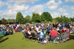 Tentertainment music festival, Kent Stock Image