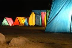 Tentes Images libres de droits