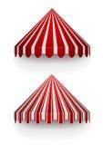 Tentes coniques Image stock