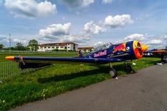 Tentoonstelling ILA Berlin Air Show 2018 royalty-vrije stock afbeeldingen