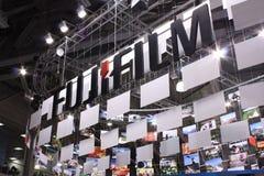 Tentoonstelling photoforum-Expo 2010 in Moskou royalty-vrije stock foto's