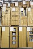 Tentoonstelling van deuren Royalty-vrije Stock Fotografie