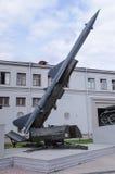 Tentoonstelling van militaire uitrusting Royalty-vrije Stock Fotografie