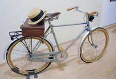 Tentoonstelling van uitstekende fietsen Royalty-vrije Stock Fotografie