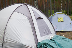 tents Royaltyfria Bilder
