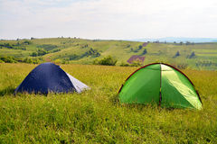 Tents Stock Images