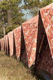 Tents Royalty Free Stock Photos