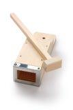 Tentsuki, a kitchen tool to make tokoroten(gelidiu Stock Photography