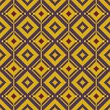Tenun Ikat Bezszwowy wzór Fotografia Royalty Free