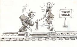 Free Tenure Track Stock Photo - 23630770