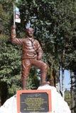 Tenzing Norgay pomnik, Darjeeling, India Obrazy Royalty Free