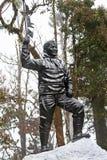 tenzing norgay statua Fotografia Royalty Free