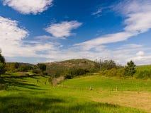 Teo góry i galician kraj Zdjęcie Stock