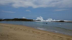 "Teodoro Beach †""Isabela, Puerto Rico royalty-vrije stock foto's"