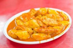 Teokbokki korean food Royalty Free Stock Images