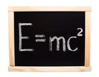 Teori av relativitet royaltyfria foton
