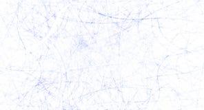 Teoria da corda Foto de Stock