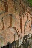 teotihuacan τοίχος ήλιων πυραμίδων του Μεξικού Στοκ εικόνες με δικαίωμα ελεύθερης χρήσης
