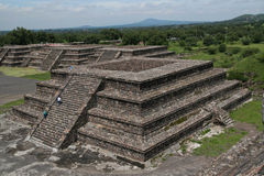 Teotihuacan Stock Image