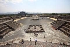 Teotihuacan Lizenzfreies Stockbild