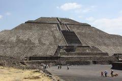 teotihuacan 免版税库存图片