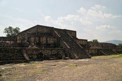 teotihuacan 免版税图库摄影
