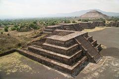 Teotihuacan Stock Foto's