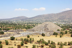 Teotihuacan Zdjęcie Stock