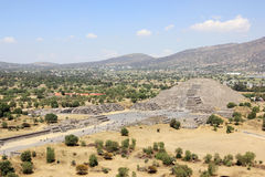 Teotihuacan Obrazy Stock