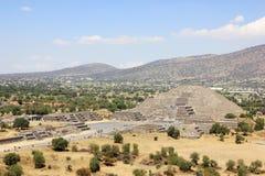 Teotihuacan Zdjęcia Stock