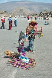 Teotihuacan Fotografia de Stock