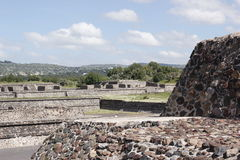Teotihuacan 1 Photos stock