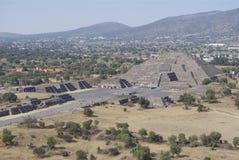 teotihuacan Immagini Stock